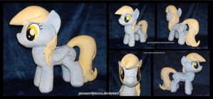 Derpy Hooves -- Bronycon 2014 by Peruserofpieces