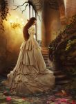 Up the stairs by Catanea