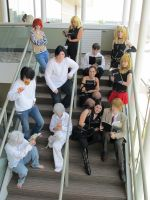 Death Note Group by DoctorTonyStarkWho