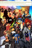KINGDOM HEARTS WTF 2? by badkitty321