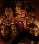 Buffy The Vampire Slayer S8 by Santiagoice