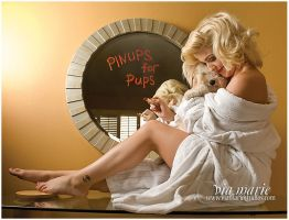 Sugar for Pinups for Pups 2 by viamarie