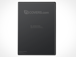 CDDVD-CASE001 by PSDCovers