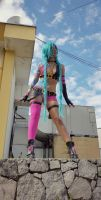 Jinx The Loose Cannon by cake-land