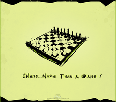 Chess..More Than A Game by Hatem-DZ
