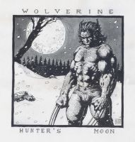 Wolverine : Hunter's Moon by avix