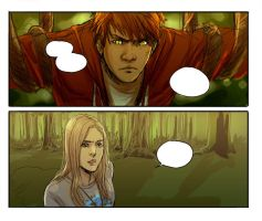 Wilde Life - Color Test 2 by Lepas