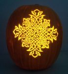 Woven Celtic Knot by pumpkinsbylisa
