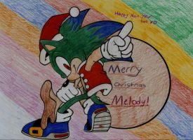 MERRY CHRISTMAS MELODY by Xbox-DS-Gameboy