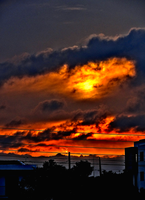 Last Sunday's Sunset -HDR- by IoannisCleary