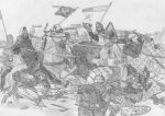 Nitor Armorum, Battle of Rodenpois, Livonia, 1205 by FritzVicari