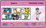 Inoro Trainer Card by Flaming-Inoro