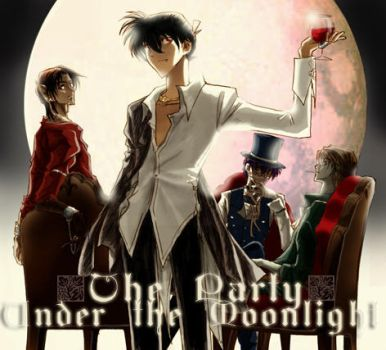 party under the moonlight by eguana