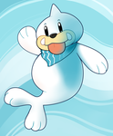Seel by HappyCrumble