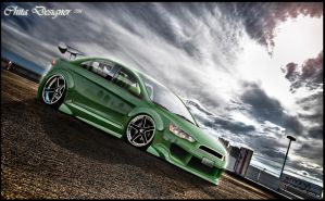 Mitsubishi Lancer Evolution by ChitaDesigner