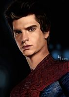 THE AMAZING SPIDERMAN by danb13