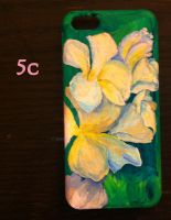 Floral iPhone 5c Case by maria12256
