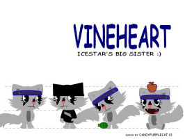 Vineheart DT by CandyPurpleCat