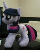 yet another twilight sparkle by ponydeath