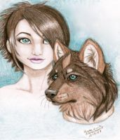 Wolfen Eyes by NatsumeWolf
