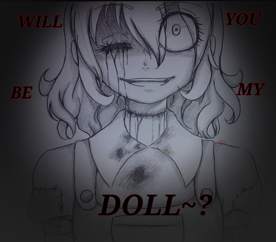 Will You Be My Doll~? by nightmarequeenkasei