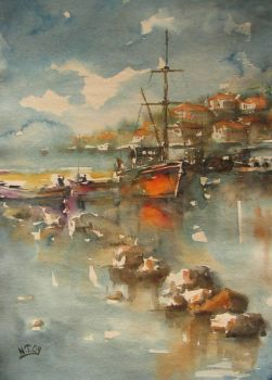 Harbour by ntali