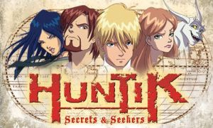 Huntik banner by blackroselover
