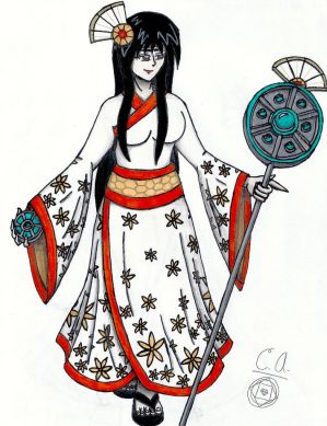 Amaterasu (Primary Form)