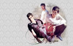 Joseph Morgan Wallpaper by McOlussska