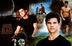 Jacob Black by hazelxxx