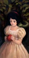 Snow White by X-Chan-