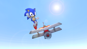 Sonic 2 Ending (Classic HD Variant) by Nictrain123