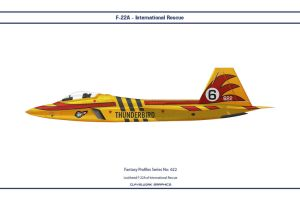 Fantasy 622 F-22A International Rescue by WS-Clave