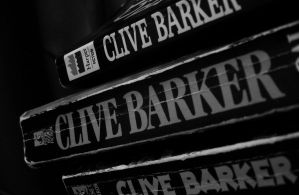 Clive Barker by Burn-Your-Life-Down