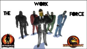 MK The WorkForce by HollowBerserk
