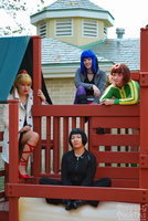 Ladies of Scott Pilgrim by CosplayCousins
