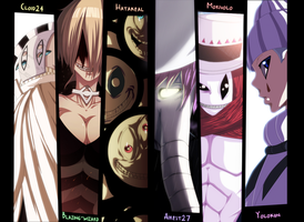 Clowns - Soul Eater Collab by HatakeAl