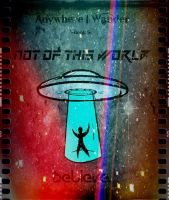 Anywhere I Wander Book 5: Not Of This World by The-Philosoraptor