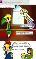 Ask Skyward Link and Wind Link 62 (Special) by LinkofSkyWind