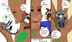 GOTG - Another Raccoon (Part 3) by UsagichanBR