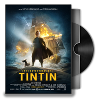 The Adventures of TinTin Folder Icon by prestigee