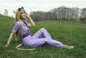 Gadget Hackwrench cosplay  1 by Eletiel