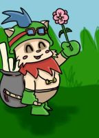 teemo's gift by prochyprochy