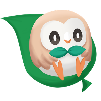 Rowlet by PumpkinSushi