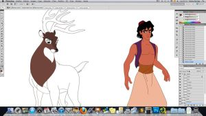 Disney - In Progress by Hyung86