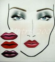 Lushes Lips by AdsertorMatris