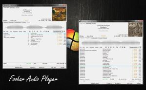 My Foobar v3.5 by faithslayer