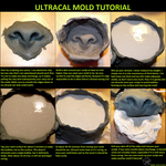 Ultracal mold tutorial by fenrirschild