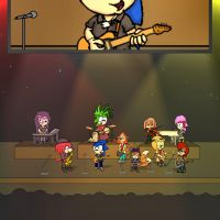 Sonic as the E Street Band by RyanEchidnaSEAL