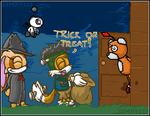 Halloween 2007 by zimpy222